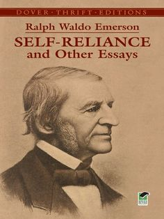 self reliance is one of the five tenants of transcendentalism self ...