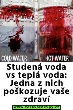 Studená voda vs teplá voda: Jedna z nich poškozuje vaše zdraví Tableware, Fitness, Dinnerware, Dishes, Excercise, Health Fitness, Rogue Fitness