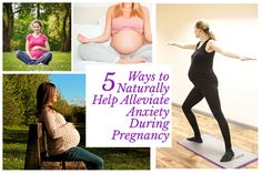 5 Ways to Naturally Help Alleviate Anxiety During Pregnancy - check it out ==> http://naturehacks.com/natural-remedies/5-ways-to-naturally-help-alleviate-anxiety-during-pregnancy/