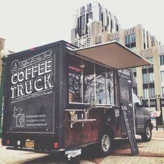 Amazing Car and truck images – Kubal Coffee Truck – Syracuse Food Trucks, Street Food Food Trucks, Food Truck Menu, Food Truck Design, Coffee Truck, Coffee Carts, Coffee Meme, Coffee Quotes, Coffee Signs, Cafe Deli