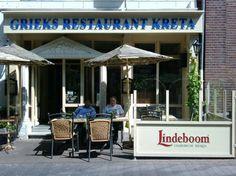 """Kretavenlo.nl: Grieks eten op z'n best. """"Hun koks zijn niet knap, maar ze kunnen wel goed koken""""."""