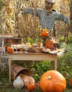 Halloween decorations : IDEAS  &  INSPIRATIONS Halloween Party Ideas - Vintage Halloween Party Decorations