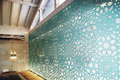 #laser #cut # light # panel #interior #design # decor