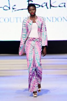 Native & Vogue Port Harcourt Fashion Week Ade Bakare Showcase - Bellanaija - September 2014 (27)