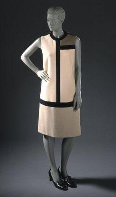 Image result for mondrian dress