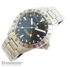 Steinhart Ocean Vintage GMT T0211-STH 19 | Chronomaster UK