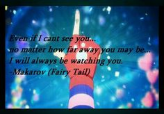 One of the best quotes to describe how fairy tail is all family