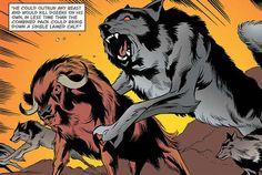 Crítica   Fábulas: Vol. 8 – Lobos