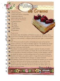 Pin on Recetas Trifle Desserts, Fancy Desserts, Dessert Recipes, Gourmet Recipes, Mexican Food Recipes, Baking Recipes, Cartoon Recipe, Mexican Sweet Breads, Venezuelan Food