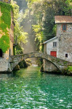 Neso, Italy