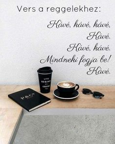 Coffee Love, Coffee Break, Interesting Quotes, Herbalife, Barista, Gin, Haha, Place Card Holders, Messages
