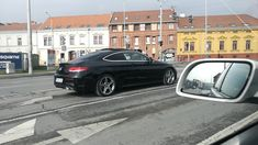 Spotted Mercedes while driving