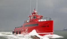 Crew Supply Vessel 3307 for safe transfer of personnel