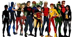 Young Justice TV Series CW 2015 CW Developing Young Justice TV Series for 2015? - WHAT WHUT!?