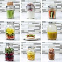 Mason Jar Hacks 9 Ways