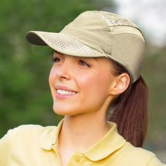 The evaporative cooling liner featured in our Hydro Cooling Hat keeps your head feeling refreshed, while the wide brim, with its protective UV barrier, blocks of the sun's harmful rays. Dishwashing Gloves, Piping Tips, Cool Kitchen Gadgets, Diy House Projects, Outdoor Wear, Wide-brim Hat, Christmas Design, Sun Hats, New Product