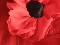 In honor of our brave lost, I am reposting this sentiment and a link to a remembrance poppy tutorial. A Poppy for Remembrance In Flanders. Veterans Day Poppy, Remembrance Day Activities, Poppy Wreath, Remembrance Poppy, Poppy Pattern, Red Poppies, Poppies Art, Crepe Paper, Handmade Flowers