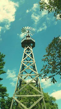 Windmill @ Sagamore Hill.