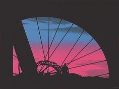 "Artcrank Poster ""Sky Has Spoken"" - The Silent P"