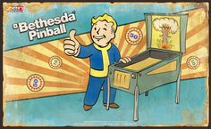 Fallout pinball coming soon #Fallout4 #gaming #Fallout #Bethesda #games #PS4share #PS4 #FO4