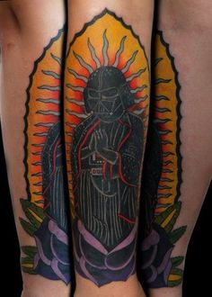 #darthvader #starwars #tattoo