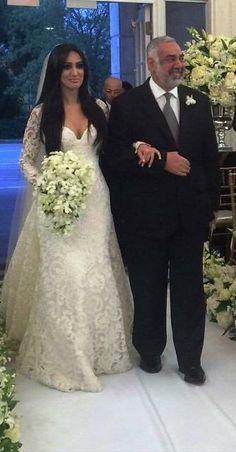 Marina Elali Casamento em Miami
