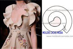 Hoje vou abordar alguns detalhes de modelagem e design de moda, de modo a facili...