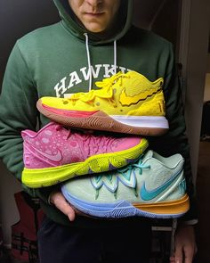 Kyrie 5, Nike Kyrie, Nike Air Shoes, Nike Shoes Outlet, Kyrie Irving Shoes, Sneakers Box, Nba, Baskets, Off White Shoes