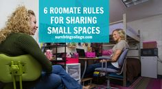 6 Roommate Rules for Sharing Small Spaces | Surviving College
