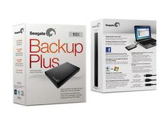 Seagate Backup Plus | Automatic Backup Drive with up to 1 terabyte (i.e. 1000 gigabytes) | Recommended by Winston Sih on CityLine