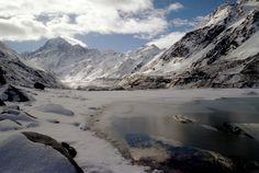 Paysages Nouvelle-Zélande