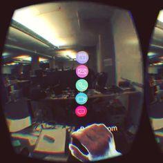 #OculusRift + #LeapMotion