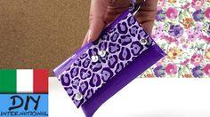 Borsetta per cellulare con Duck Tape – borsetta con manico e decorazioni...