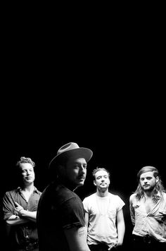 If you're looking for Mumford and Sons wallpapers for your phone here you are ;)