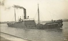 Abbotsford (British Steam merchant) - The collier was torpedoed and sunk in the Atlantic Ocean south west of Cornwall by U-14 ( Kriegsmarine with the loss of all 16 crew.