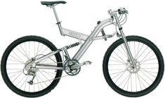 In 2000 BMW introduced a line of stylish folding bikes. While BMW had a hand in their design, Schauff, a German bicycle company, actually produced the bike. The BMW folding mountain bike shown below was the top of the line and retailed for a fairly Folding Bicycle, Mountain Bicycle, Mountain Biking, Off Road Cycling, Bike Photo, Fat Bike, Bicycle Parts, Bike Style, Veils