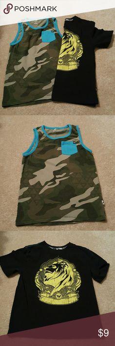 Boys Shaun White top bundle 💟Good condition Both size Small Shaun white  Shirts & Tops Tees - Short Sleeve