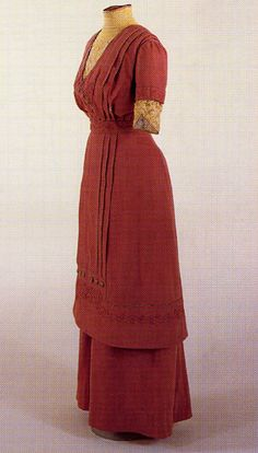 1908 dress: Reference image 1 | Flickr - Photo Sharing!