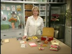 Watch Martha Stewart's Care Package for a Young Girl Video. Get more step-by-step instructions and how to's from Martha Stewart.