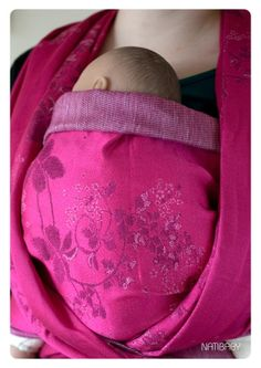 Natibaby Raspberry Pink - this wrap came out on the girls birthday. Must have as a legacy wrap!!!