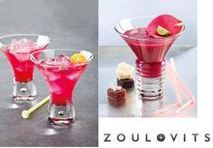 Σε μας θα βρείτε ότι το κατάλληλο ποτήρι, για ουίσκι, λικέρ, σαμπάνια, μοχίτο, κοκτέιλ, μαρτίνι και ότι άλλο σκεφτείτε. www.zoulovits.com