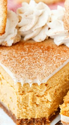 Snickerdoodle Ducle de Leche Cheesecake
