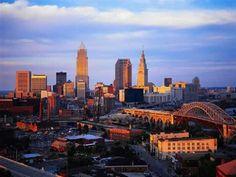 Ohio. Cleveland.