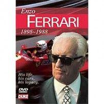 DVD -ENZO FERRARI: HIS LIFE & LEGACY