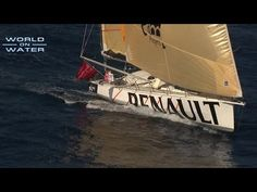 World on Water March 22.15 Global Sailing News. Latest BWR, VOR, St Bart...