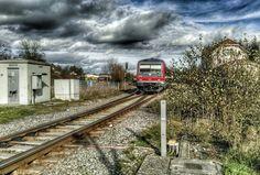 Train to Ulm