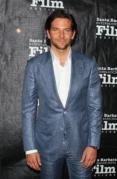 We just <3 Bradley Cooper! Enough said.  See more celebs on Wonderwall: http://on-msn.com/YUPDj8