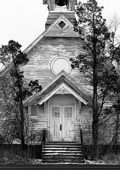St. Rd. 37 Church Abandoned