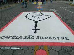 Resultado de imagem para corpus christis 2012 fotos de tapetes de rua