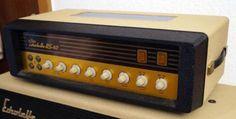 Echolette Vintage BS 40 Tube Amp mit ET1 Box in Hessen - Heppenheim (Bergstraße) | Musikinstrumente und Zubehör gebraucht kaufen | eBay Kleinanzeigen